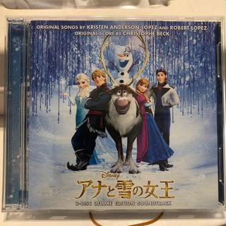 アナトユキノジョオウ(アナと雪の女王)のアナと雪の女王 Frozen オリジナルサウンドトラック(アニメ)
