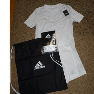 adidas - アディダス サッカーウェア&靴下&袋
