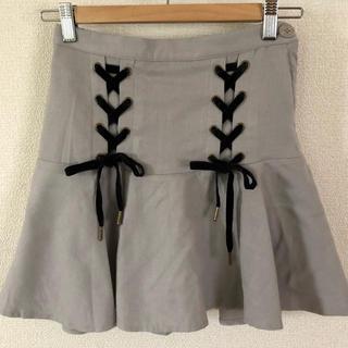 レピピアルマリオ(repipi armario)の【再お値下げ】レピピ アルマリオ☆スカパン  Mサイズ(スカート)