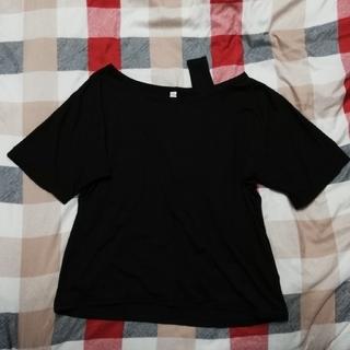 韓国ファッション ワンショル(Tシャツ(半袖/袖なし))