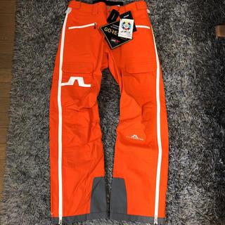 ジェイリンドバーグ(J.LINDEBERG)のRECCO搭載 新品 J.LINDEBERG スキー パンツS GORE-TEX(ウエア)
