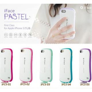 iFace iPhone First Class PASTEL Class(ミラーレス一眼)