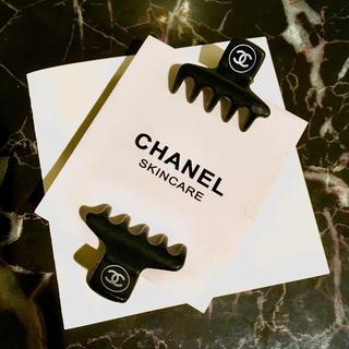 シャネル(CHANEL)のCHANEL シャネル 正規ノベルティ ヘアクリップ ヘアアクセ 2個セット (バレッタ/ヘアクリップ)