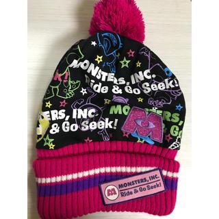 ディズニー(Disney)のモンスターズインク ニット帽(ニット帽/ビーニー)
