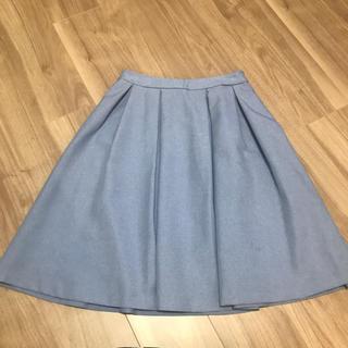 index インデックス 春に水色スカート