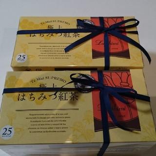 はちみつ紅茶 極上はちみつ紅茶 ラクシュミー 新品未開封 2箱(茶)