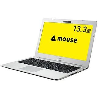新品 未開封 mouse パソコン 13.3 mb13bcm8s2wl (ノートPC)