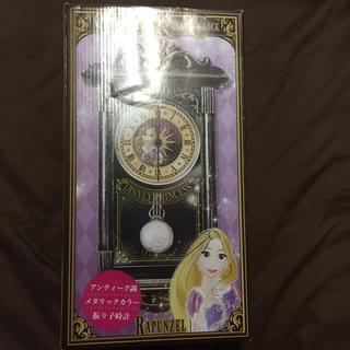 ディズニー(Disney)のPRINCESS ROYAL CLOCK(置時計)
