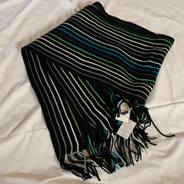 しまむら(シマムラ)のマフラー メンズのファッション小物(マフラー)の商品写真