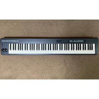 M-AUDIO KEYSTATION88 88鍵盤 MIDIキーボード(MIDIコントローラー)