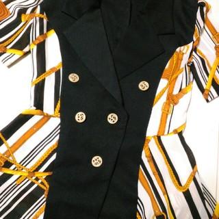 バブリースーツ上着のみ 半袖(スーツ)