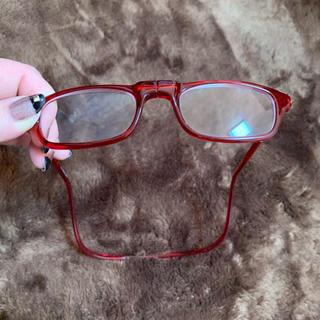 クリックリーダー(Clic Readers)のクリックリーダー 首掛け老眼鏡 +2(サングラス/メガネ)