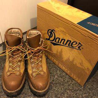 ダナー(Danner)のダナーライト US9 DANNER LIGHT 30420X 箱付き(ブーツ)