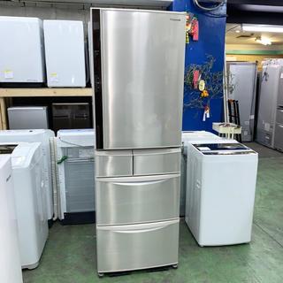 パナソニック(Panasonic)の⭐︎Panasonic⭐︎冷凍冷蔵庫 2015年自動製氷美品 大阪市近郊配達無料(冷蔵庫)