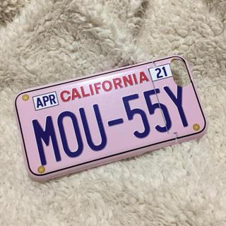 マウジー(moussy)の即購入可〇   moussy   iPhone6ケース(iPhoneケース)