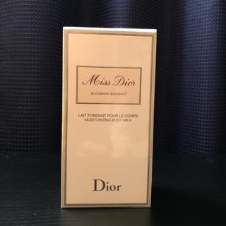 ディオール(Dior)のDior MissDior ミスディオール ボディクリーム 新品未使用(ボディローション/ミルク)