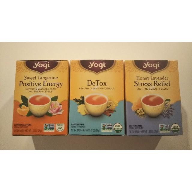 KALDI(カルディ)のハーブティー ヨギティー 食品/飲料/酒の飲料(茶)の商品写真
