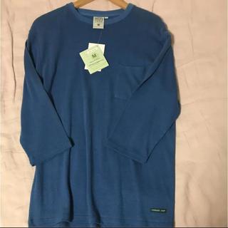 ゴーヘンプ(GO HEMP)のa hope hemp 7分袖 Tシャツ。(Tシャツ/カットソー(七分/長袖))