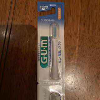 サンスター(SUNSTAR)のGUM サンスター 電動歯ブラシの替えブラシ(電動歯ブラシ)