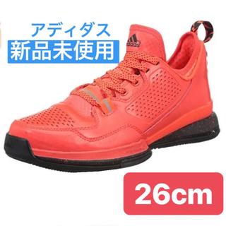 アディダス(adidas)の新品未使用 アディダス ダミアン リラード 26.0cm バッシュ ローカット(バスケットボール)