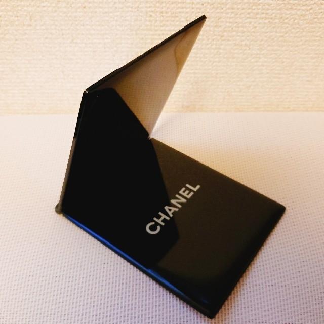 the latest 7c2e9 95e39 【最終価格】美品/未使用品!CHANEL シャネル 携帯用折り畳みミラー 鏡
