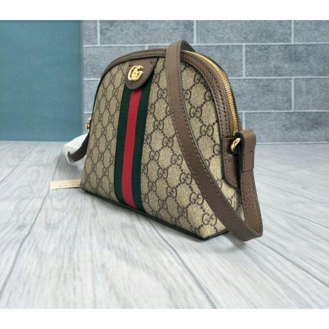 e480af3e4524 Gucci(グッチ)のGUCCIグッチ レザー ボディバッグ ショルダーバッグ レディースのバッグ(