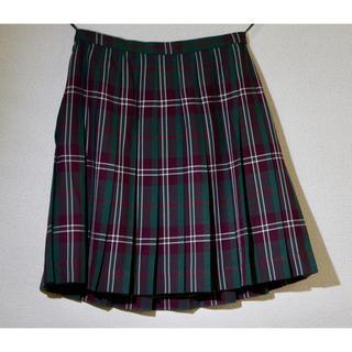 イーストボーイ(EASTBOY)のEASTBOY 【制服】緑 チェック スカート リボン(ひざ丈スカート)