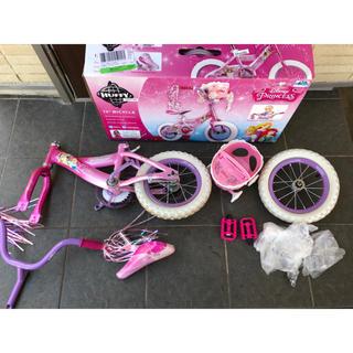 ディズニー(Disney)の4月3日まで Y さま専用 プリンセス 自転車 ディズニー(自転車)