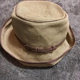 オーバーライド(override)のオーバーライド 帽子(麦わら帽子/ストローハット)