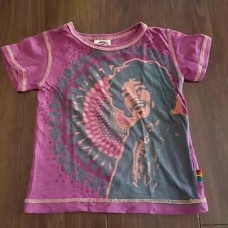 バックアレイ(BACK ALLEY)の☆バックアレイ ジミヘン キッズTシャツ 100cm(Tシャツ/カットソー)