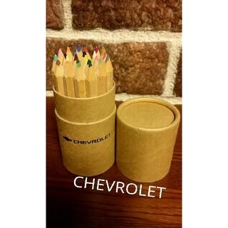 シボレー(Chevrolet)のCHEVROLET シボレー ミニ色鉛筆 セット(色鉛筆 )