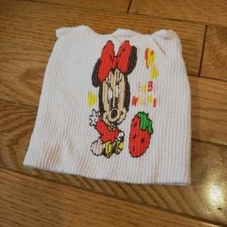 ディズニー(Disney)のミニーちゃんの腹巻き(アンダーシャツ/防寒インナー)
