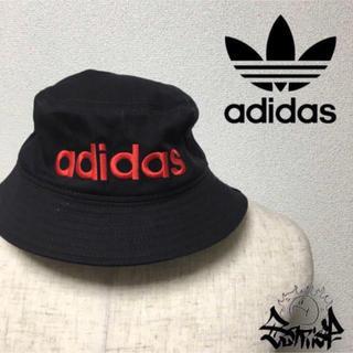 アディダス(adidas)のadidas アディダス バケット ハット hat cap(ハット)