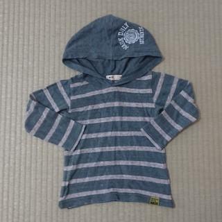 ワスク(WASK)のWASK  長袖Tシャツ  90(Tシャツ/カットソー)