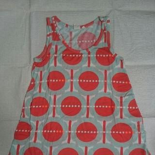 オーラカイリー(Orla Kiely)のオーラカイリー ユニクロコラボシャツ(Tシャツ(半袖/袖なし))