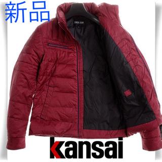 カンサイヤマモト(Kansai Yamamoto)の【新品】 Kansai Yamamoto ダウンジャケットM ギンガムチェック(ダウンジャケット)