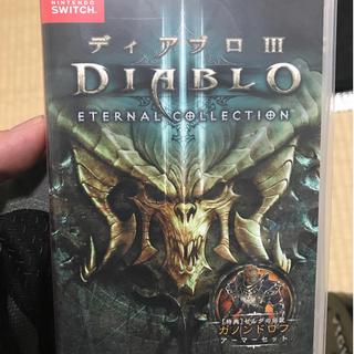 ディアブル(Diable)のdiablo3 デイアブル(家庭用ゲームソフト)