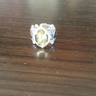 アルテミスクラシック(Artemis Classic)のアルテミスクラシック トレサリーアンバーリング(リング(指輪))