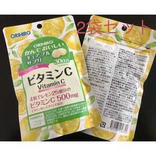 オリヒロ(ORIHIRO)の食べやすい! オリヒロ レモン味ビタミンC(ビタミン)