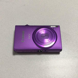 キヤノン(Canon)の《美品》ixy 430f Wi-Fi、タッチパネル付き(コンパクトデジタルカメラ)