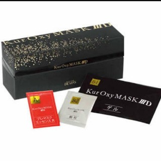 ドクターデヴィアス(ドクターデヴィアス)の3,000円OFF‼️新品✨DRデヴィアスプラチナ クアオキシマスク 3D(パック / フェイスマスク)