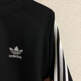 アディダス(adidas)のアディダスオリジナル トップス(Tシャツ/カットソー(七分/長袖))