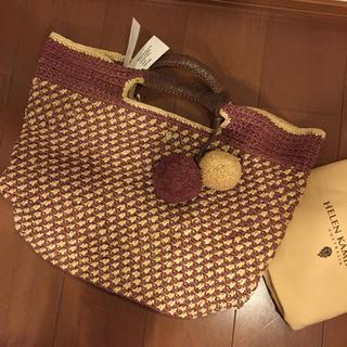 ヘレンカミンスキー(HELEN KAMINSKI)のヘレンカミンスキー バッグ 新品 新品未使用 トートバッグ ショルダーバッグ(トートバッグ)