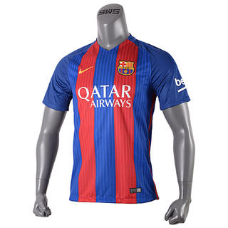 NIKE - [週末限定値下げ]サッカー バルセロナ ユニフォーム