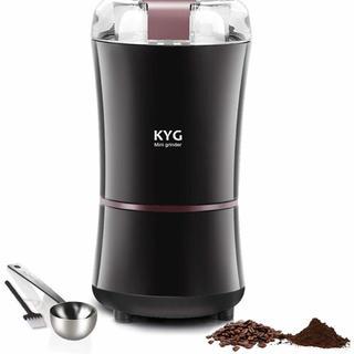 電動コーヒーミル・コーヒーグラインダー ステンレス製(電動式コーヒーミル)