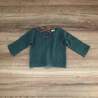 キャラメルベビー&チャイルド(Caramel baby&child )のliilu  over size shirt(Tシャツ)
