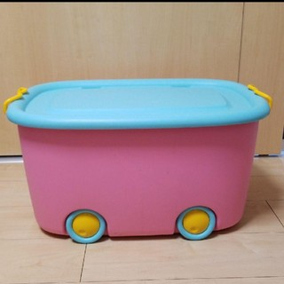 ニトリ(ニトリ)のニトリ おもちゃ箱 収納 BOX(収納/チェスト)