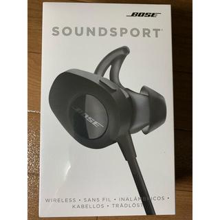 ボーズ(BOSE)のBOSE SoundSport ワイヤレス イヤホン(ヘッドフォン/イヤフォン)