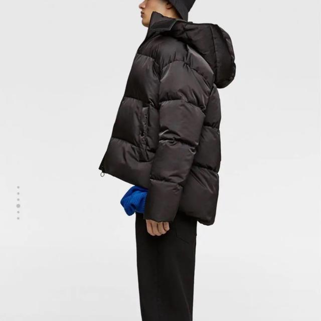 ZARA(ザラ)のZARA パフジャケット  メンズのジャケット/アウター(ダウンジャケット)の商品写真