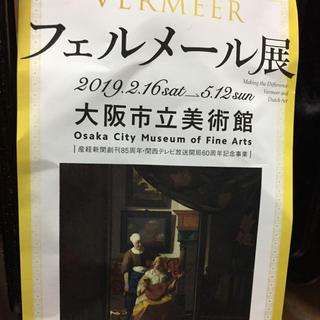 フェルメール展 大阪☆なっつん様専用☆(美術館/博物館)